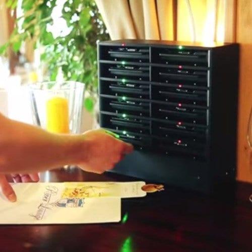 Зарядка для кафе на 12 устройств Full House вид 3
