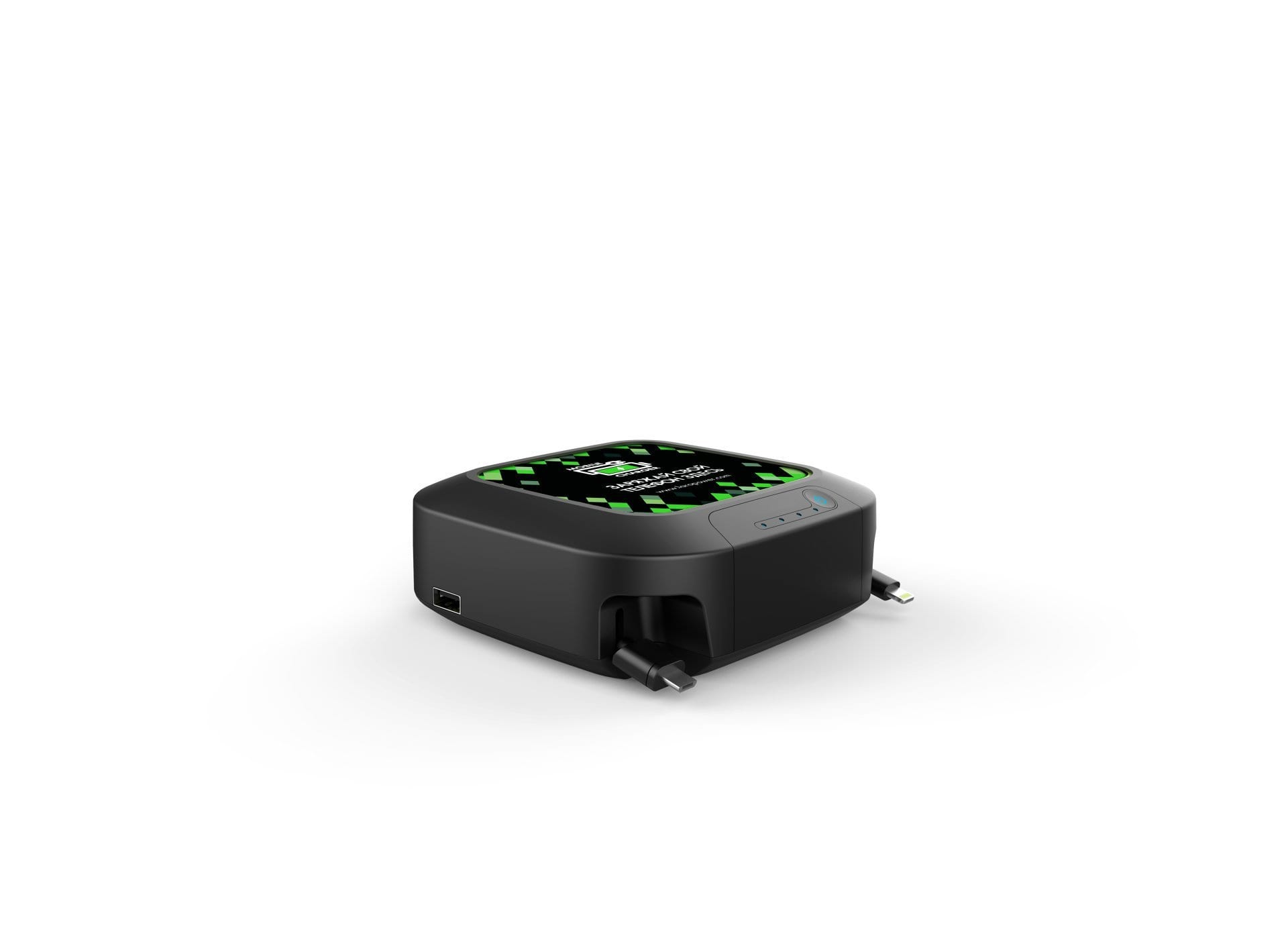 Беспроводная зарядка Qi на 3 устройства Bang вид 4