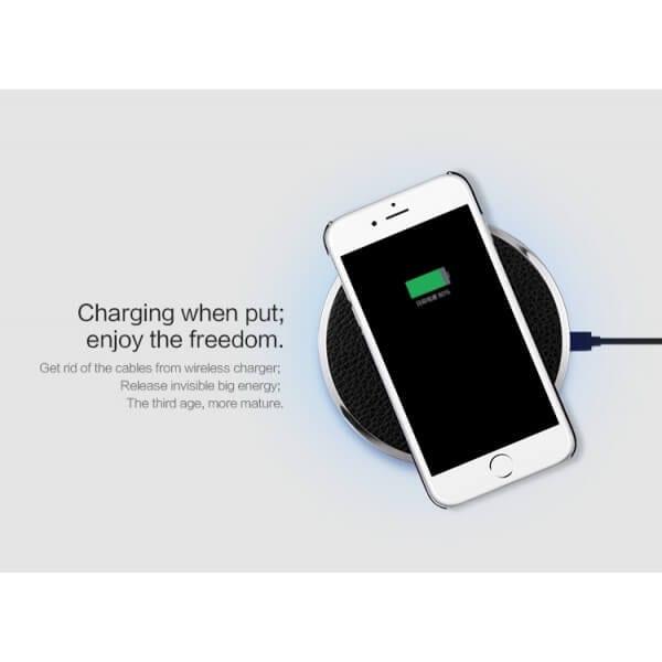беспроводная зарядка для телефона Nillkin Magic Disk 3 Fast Charge вид 2