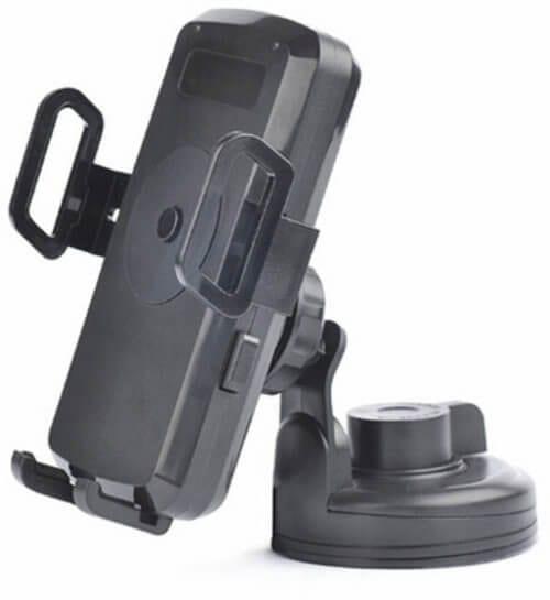 Беспроводная автомобильная зарядка для телефона QCar