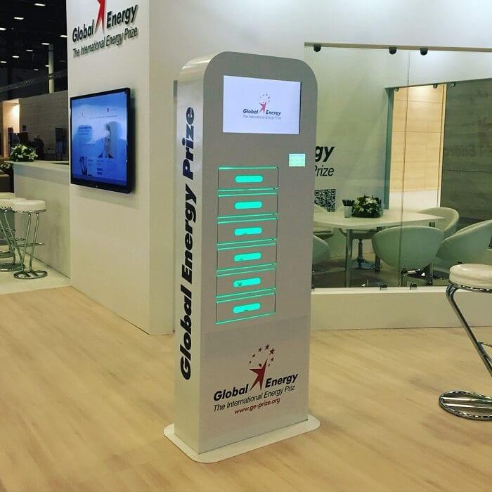 автомат для зарядки телефонов Maxi (вид 5)