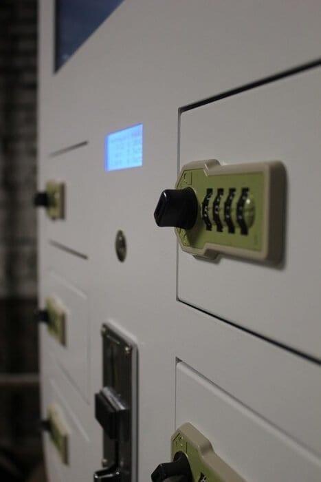 вендинговый автомат для зарядки телефонов mini (вид 4)