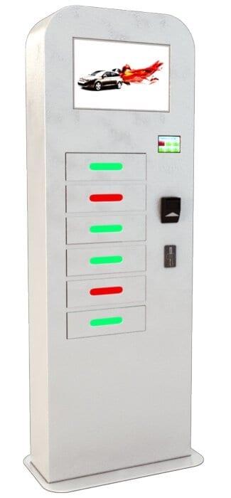 автомат для зарядки телефонов Maxi
