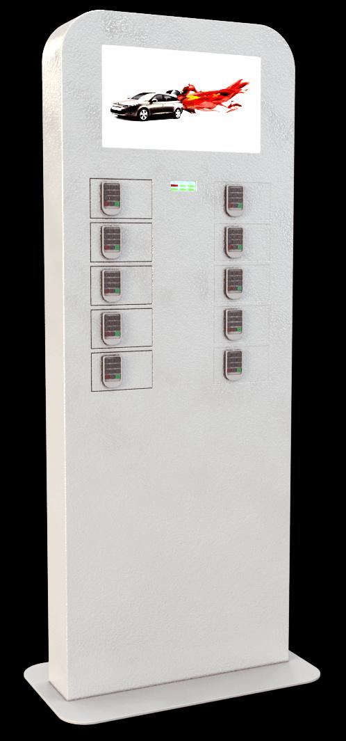 автомат для зарядки мобильных телефонов medium