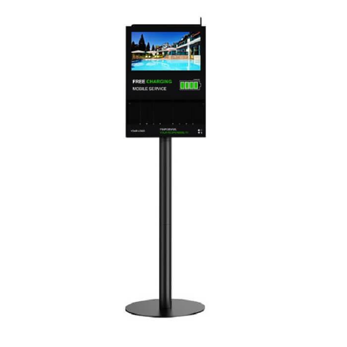 Настенная зарядная станция с экраном Cameron 2.0 (вид 7)