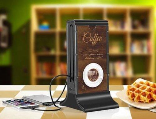Power Bank Menu – полезная новинка для ресторанов и кафе
