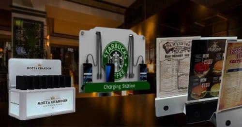 Зарядные станции для телефонов, планшетов и ноутбуков от производителя