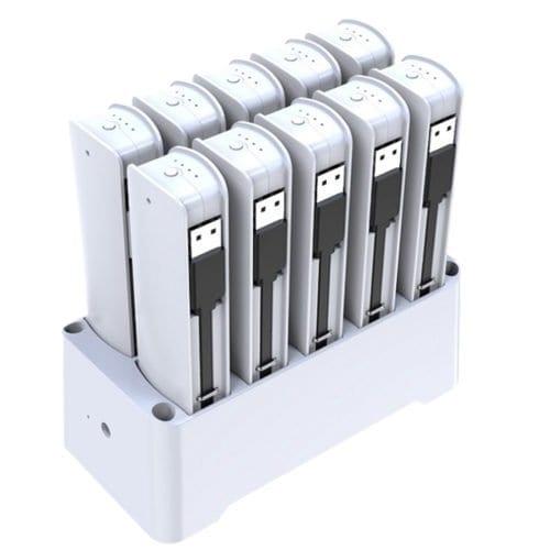 зарядная станция для телефонов